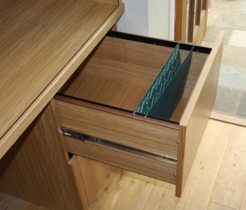 Filing drawer